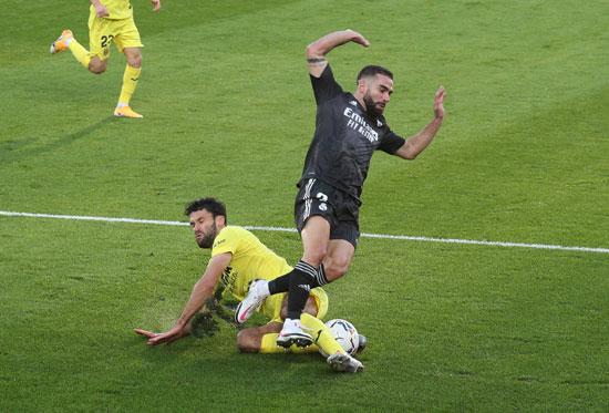 تدخل-قوى-ضد-كارفخال-مدافع-ريال-مدريد
