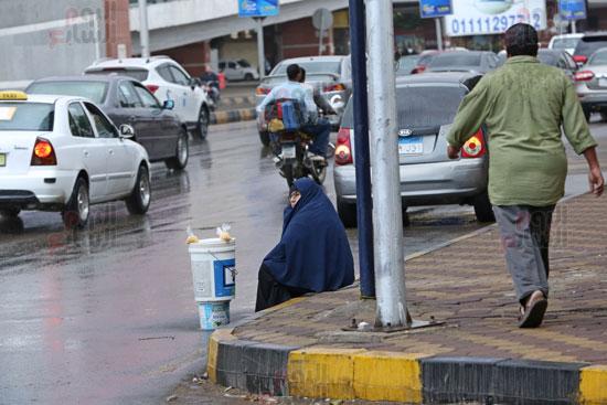 سيدة المطر (1)