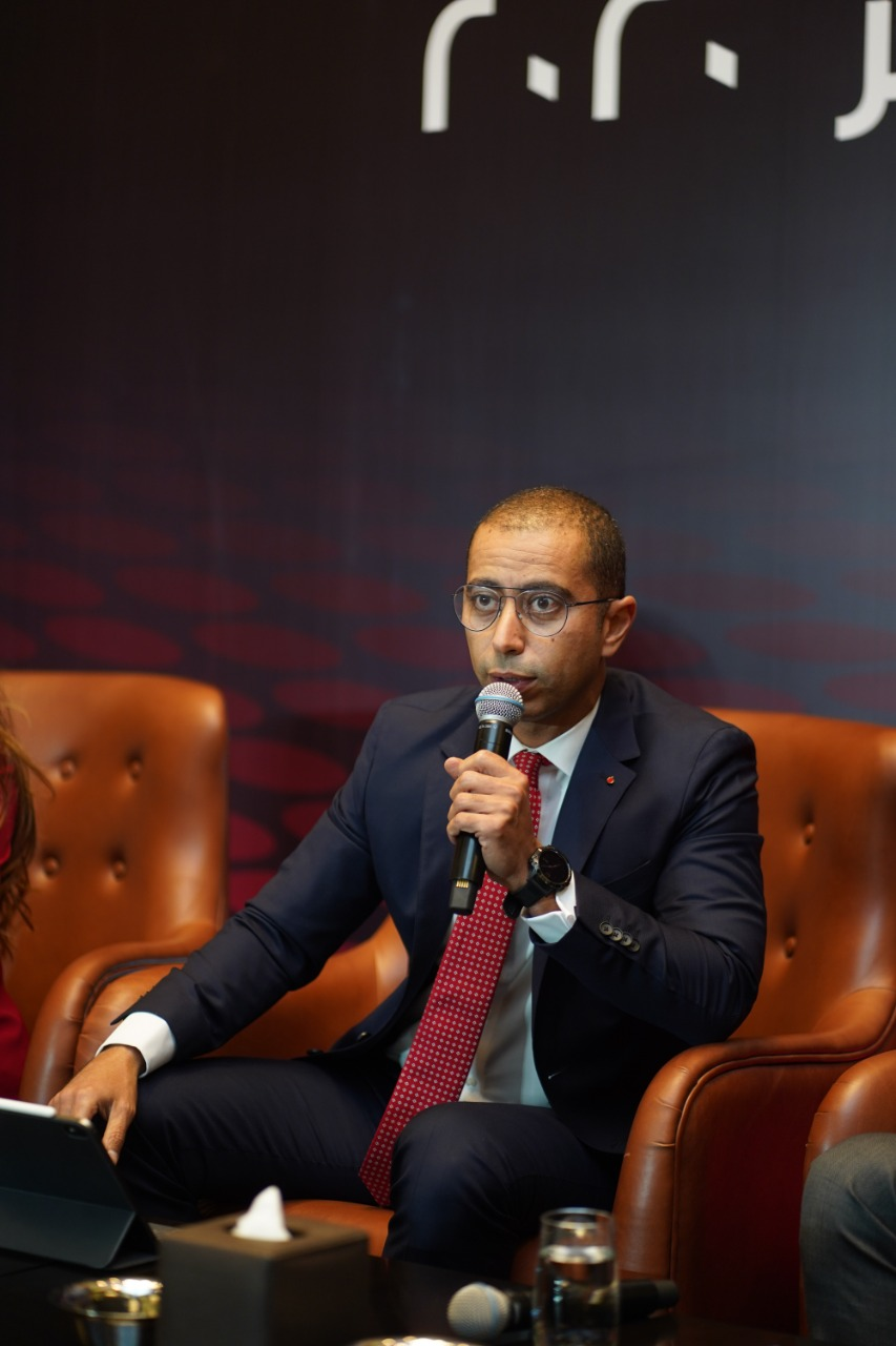 محمد عبد الله الرئيس التنفيذي لشركة فودافون مصر