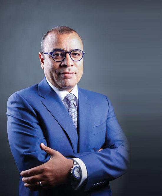 احمد مكي رئيس مجلس الادارة و الرئيس التنفيذي لشركة  بنية