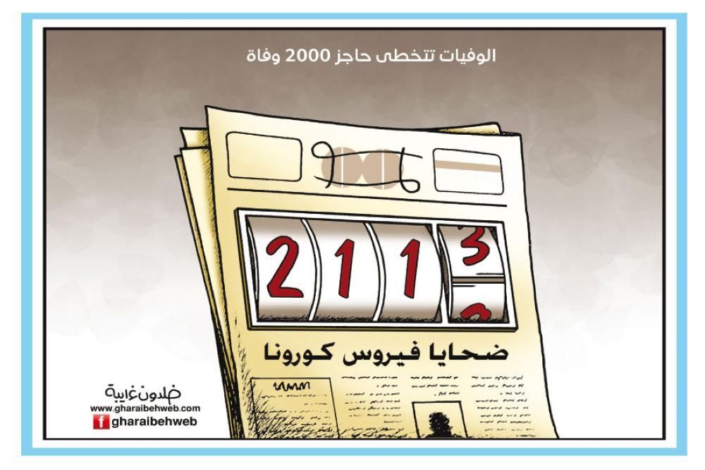 كاريكاتير صحيفة الرأى الاردنية
