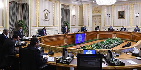 رئيس الوزراء يتابع جهود التعامل مع الأمطار الغزيرة بالاسكندرية (1)
