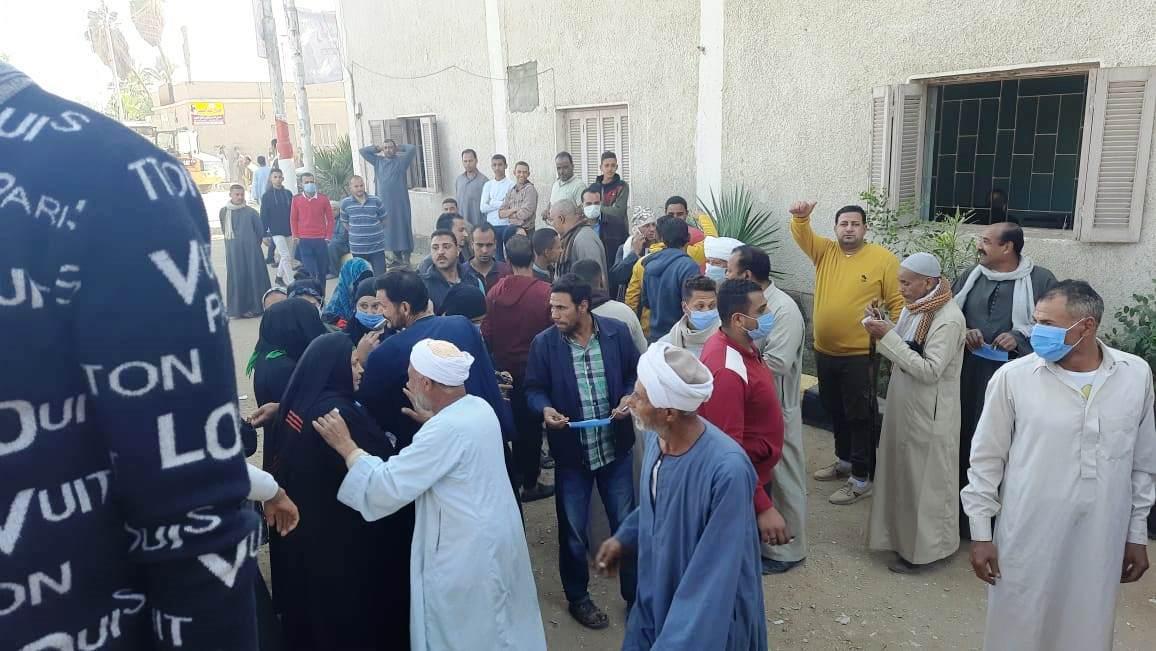 اقبال الناخبين فى سوهاج