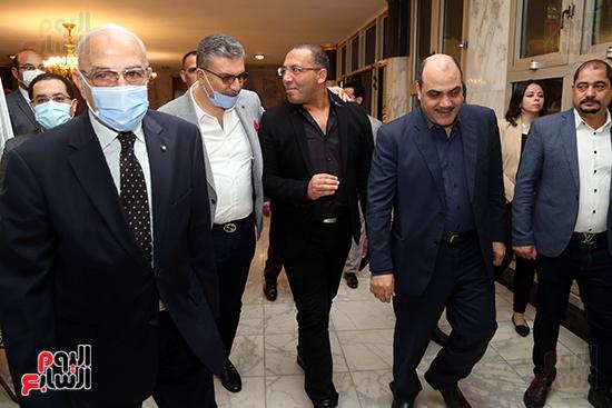 مؤتمر جامعة مصر (9)