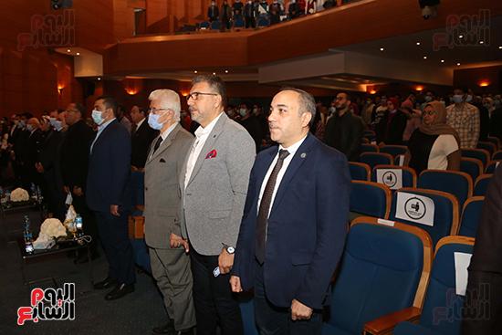 مؤتمر جامعة مصر (14)