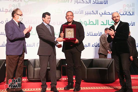 تكريمات جامعة مصر (2)