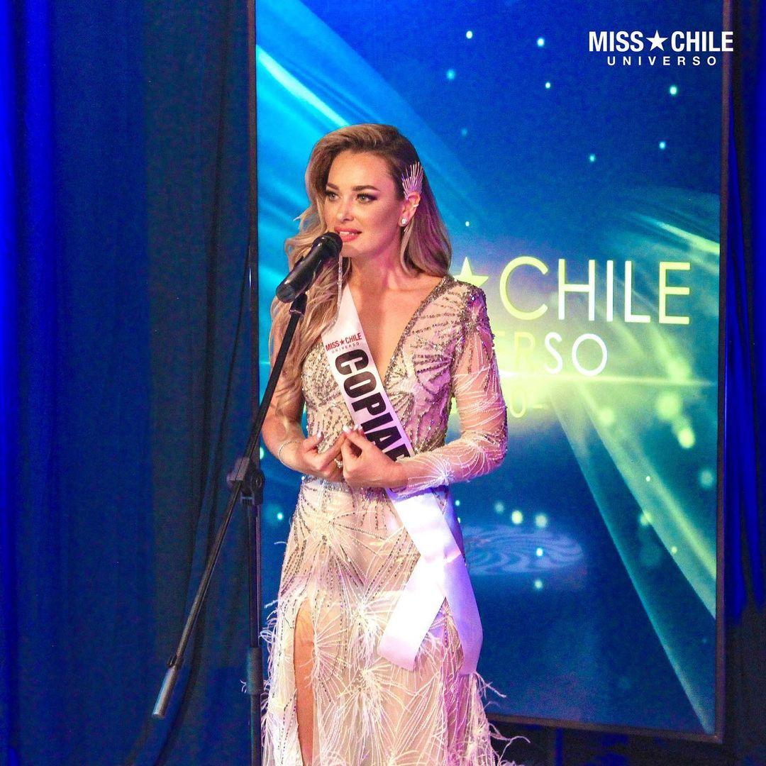 ملكة جمال تشيلي (4)