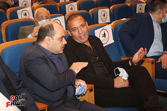 مؤتمر جامعة مصر (17)