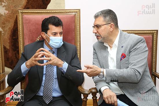 مؤتمر جامعة مصر (12)