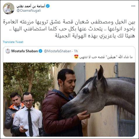 أسامة نقلى السفير السعودى فى القاهرة