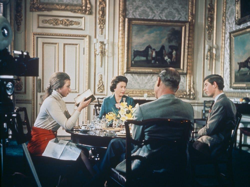 صورة من الفيلم الوثائقى