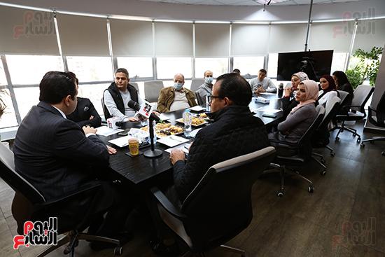علاء عابد يشارك بمبادرة البرلمان  والناس
