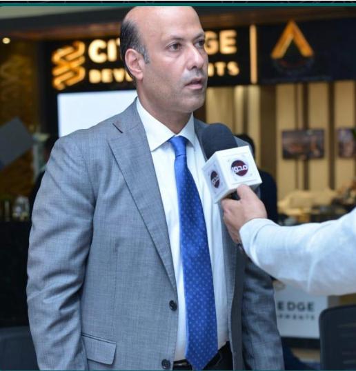 المستشار علاء سمهان مساعد وزير العدل للاعلام ومجلسى النواب والشيوخ