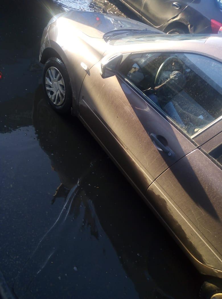 غرق سيارات  (3)