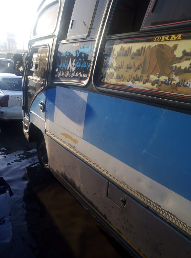 غرق سيارات  (4)