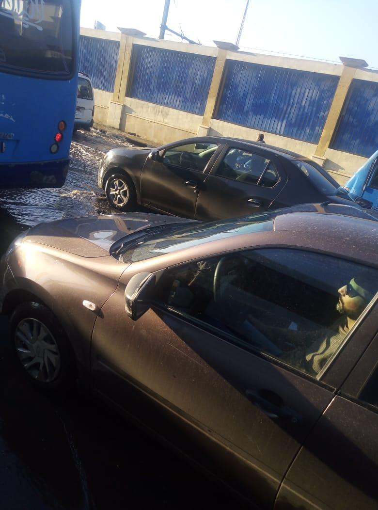 غرق سيارات (1)