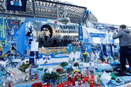 جنازة مارادونا (7)