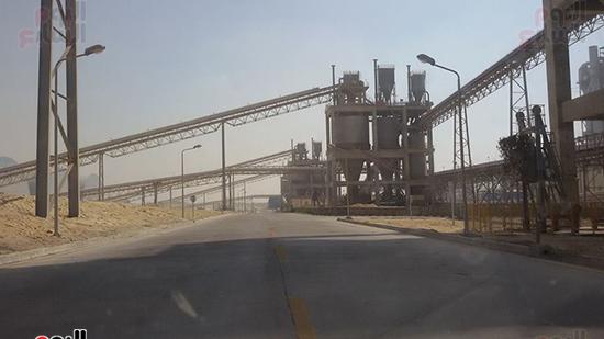 مصنع-اسمنت-العريش-فى-بنى-سويف-(3)