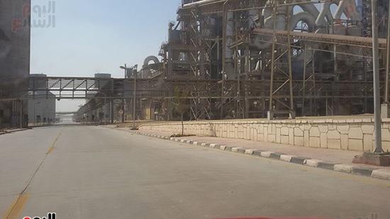 مصنع-اسمنت-العريش-فى-بنى-سويف-(2)
