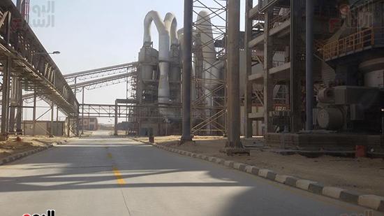 مصنع-اسمنت-العريش-فى-بنى-سويف-(12)
