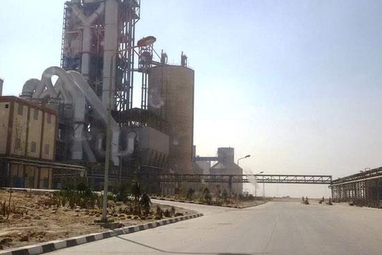 محطة كهرباء غياضة العملاقة  (2)