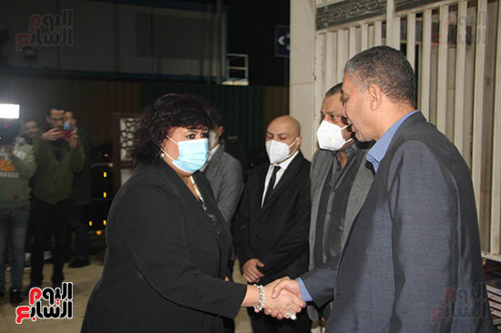 الدكتورة إيناس عبد الدايم (3)
