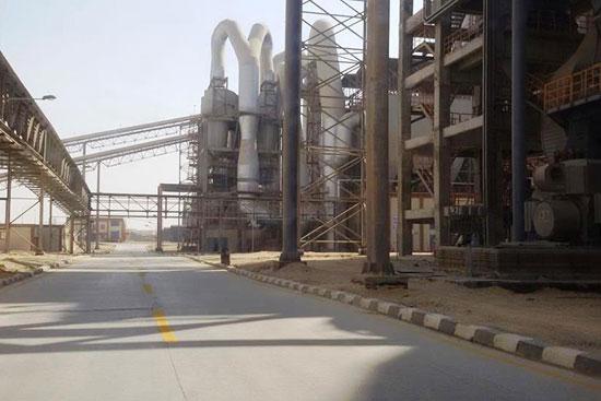 محطة كهرباء غياضة العملاقة  (1)