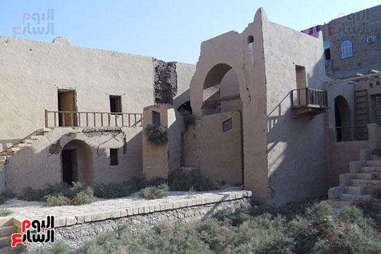 تطوير-قرية-حسن-فتحى-الشهيرة-أبرز-مشروع-قومى-عالمى-لخدمة-التراث--(9)