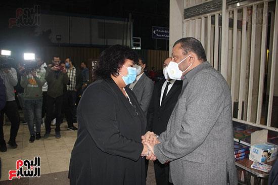 الدكتورة إيناس عبد الدايم (2)