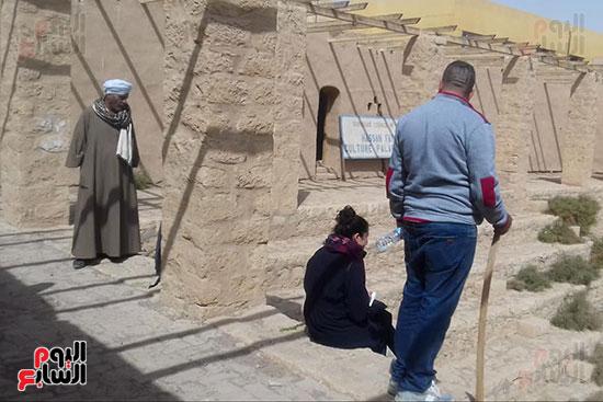 تطوير-قرية-حسن-فتحى-الشهيرة-أبرز-مشروع-قومى-عالمى-لخدمة-التراث--(14)