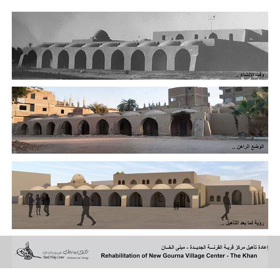 تطوير-قرية-حسن-فتحى-الشهيرة-أبرز-مشروع-قومى-عالمى-لخدمة-التراث--(8)