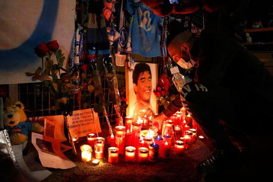 جنازة مارادونا (22)