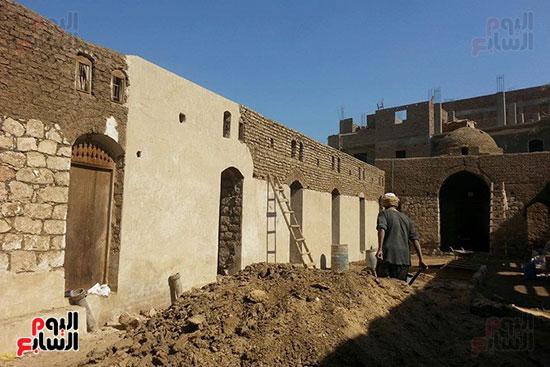 تطوير-قرية-حسن-فتحى-الشهيرة-أبرز-مشروع-قومى-عالمى-لخدمة-التراث--(5)