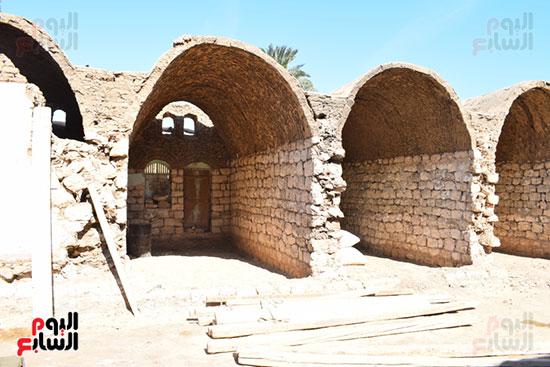 تطوير-قرية-حسن-فتحى-الشهيرة-أبرز-مشروع-قومى-عالمى-لخدمة-التراث--(1)