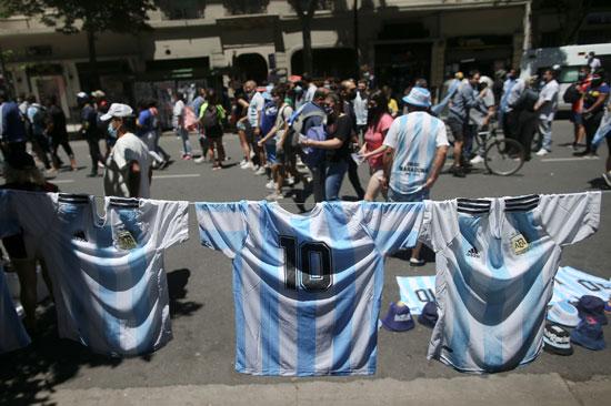 جنازة مارادونا (11)