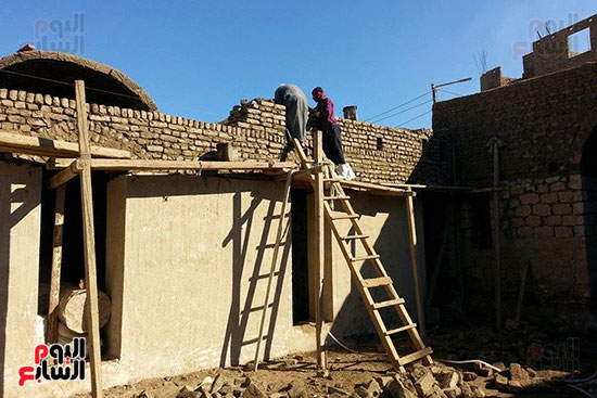 تطوير-قرية-حسن-فتحى-الشهيرة-أبرز-مشروع-قومى-عالمى-لخدمة-التراث--(4)