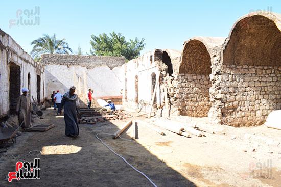 تطوير-قرية-حسن-فتحى-الشهيرة-أبرز-مشروع-قومى-عالمى-لخدمة-التراث--(13)