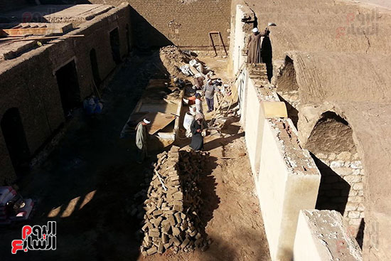 تطوير-قرية-حسن-فتحى-الشهيرة-أبرز-مشروع-قومى-عالمى-لخدمة-التراث--(3)