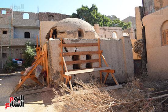 تطوير-قرية-حسن-فتحى-الشهيرة-أبرز-مشروع-قومى-عالمى-لخدمة-التراث--(6)