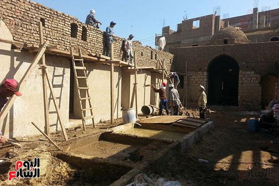 تطوير-قرية-حسن-فتحى-الشهيرة-أبرز-مشروع-قومى-عالمى-لخدمة-التراث--(10)