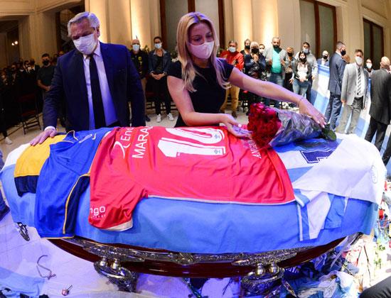 جنازة مارادونا (13)