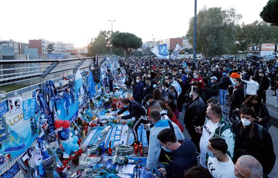 جنازة مارادونا (8)