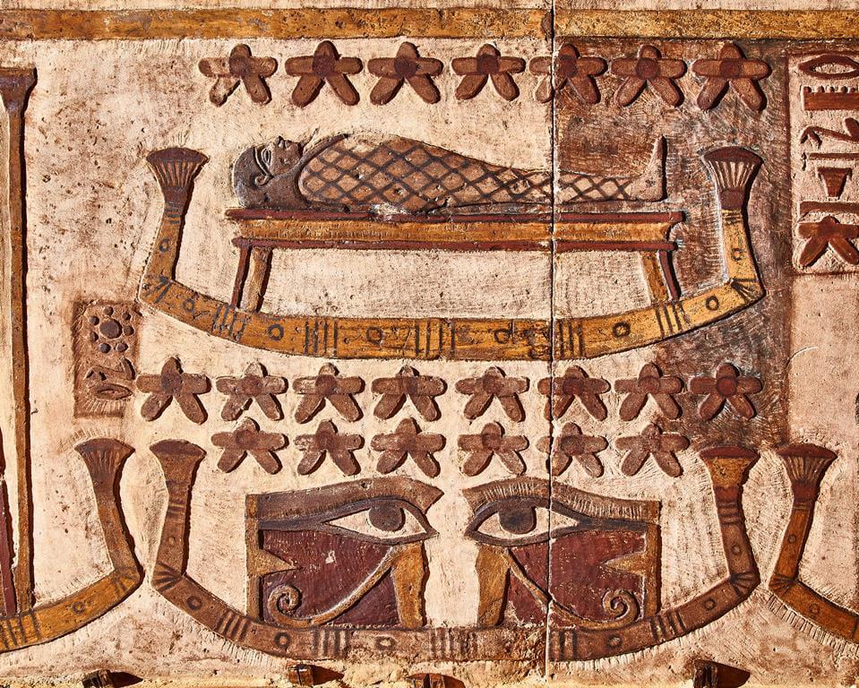 معبد خنوم الفرعونى بمدينة إسنا يشهد أكبر بمشروع قومى  (9)