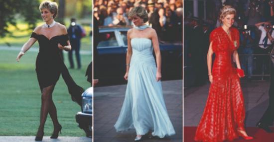 الفساتين الضيقة