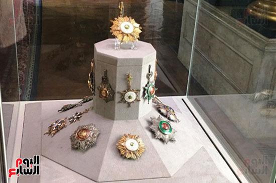 مجوهرات الأسرة العلوية  (2)