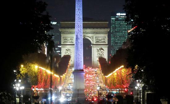 شوارع باريس