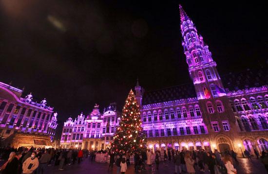 شوارع بلجيكا