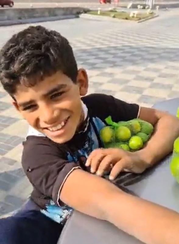 أحمد بائع الليمون