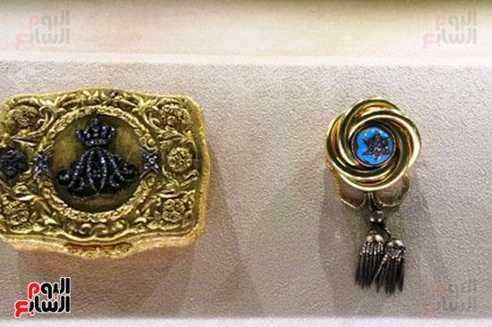 مجوهرات الأسرة العلوية  (3)