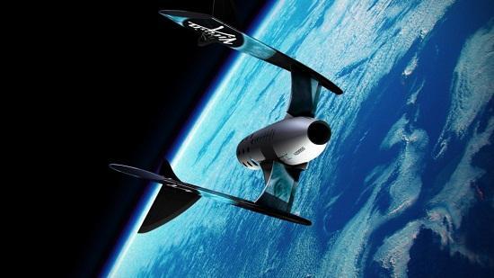 رحلة إلى الفضاء